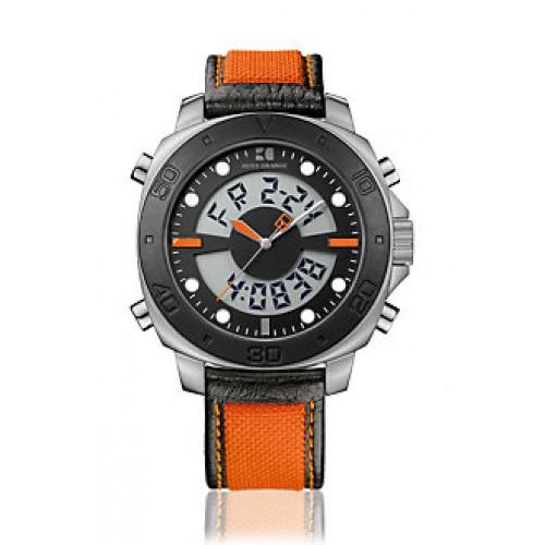 hugo boss orange sportief 2 in 1 horloge hb149 voor heren. Black Bedroom Furniture Sets. Home Design Ideas