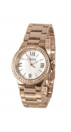 Vendoux Rose Horloge Dames 30250