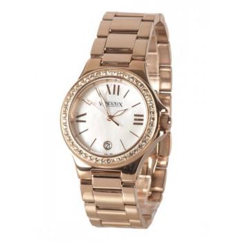 Vendoux Rose Horloge Dames 30250