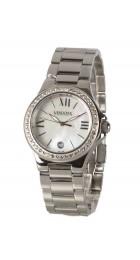 Vendoux Staal Horloge Dames 30250