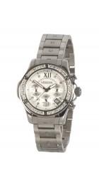 Vendoux Staal Horloge Dames 20110