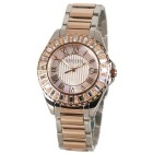 Vendoux Bicolour Horloge Dames MT30220-02