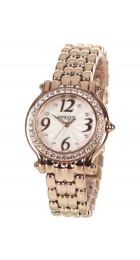 Vendoux Staal Horloge Dames 16240