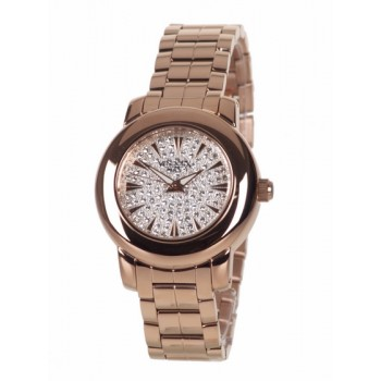 Vendoux Rose Horloge Dames 43010