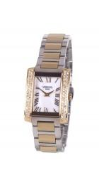 Vendoux Bicolour Doublé Horloge Dames 66000