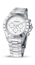 Vendoux Staal Horloge Dames 11531