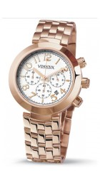 Vendoux Rose Horloge Dames 11561