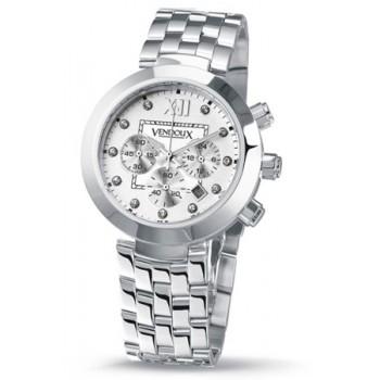 Vendoux Staal Horloge Dames 11561